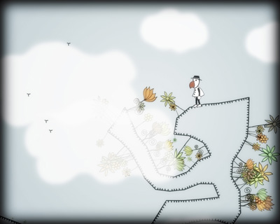Teaser screenshot from Landet