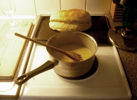 potatisochloksoppa